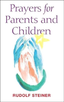 Prayers for Parents and Children, Paperback Book