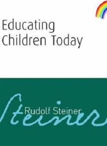 Educating Children Today, Paperback Book