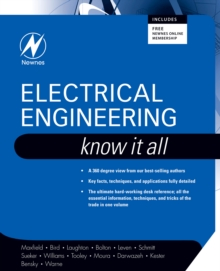 Electrical Engineering: Know It All, Paperback / softback Book