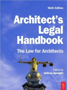 Architect's Legal Handbook : The Law for Architects, Paperback Book