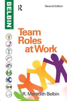 Team Roles at Work, Paperback / softback Book
