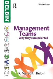 Management Teams : Why They Succeed or Fail, Paperback Book