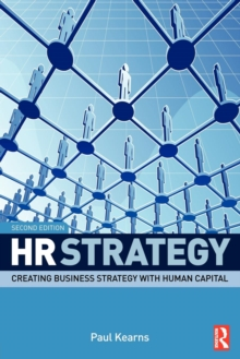 HR Strategy, Paperback / softback Book