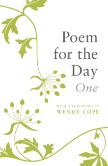 Poem For The Day One, Paperback Book