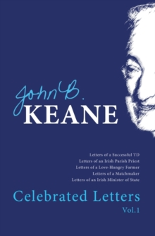The Celebrated Letters of John B.Keane, Paperback Book