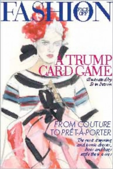 Fashion Face-off: Trump Cards, Cards Book