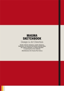 Magma Sketchbook: Design & Art Direction, Paperback Book