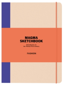 Magma Sketchbook: Fashion, Other merchandise Book