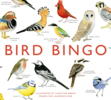 Bird Bingo, Cards Book