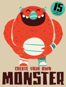 Create Your Own Monster, Multiple copy pack Book