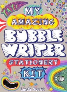 My Amazing Bubble Writer Stationery Kit, Mixed media product Book