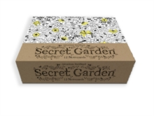 Secret Garden: 12 Notecards, Cards Book