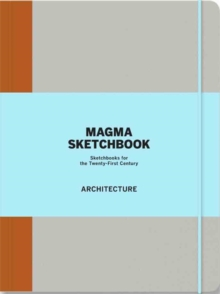 Magma Sketchbook: Architecture, Notebook / blank book Book