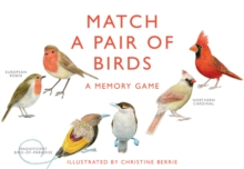 Match a Pair of Birds : A Memory Game, Game Book