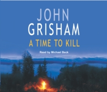 A Time to Kill, CD-Audio Book