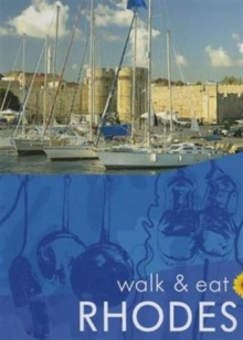 Walk & Eat Rhodes, Paperback Book