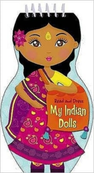 My Indian Dolls, Board book Book