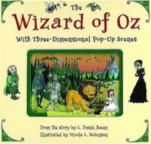 The Wizard of Oz : A Pop-up Book, Hardback Book