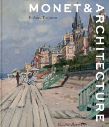 Monet and Architecture, Hardback Book