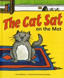 The Cat Sat on the Mat, Paperback Book