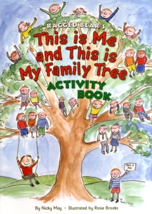 This is Me and This is My Family Tree : Multi-activity Book, Paperback Book