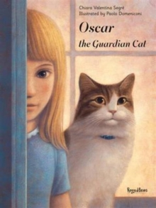 Oscar the Guardian Cat, Hardback Book