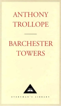 Barchester Towers, Hardback Book