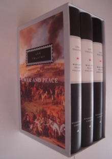 War And Peace : 3 vols, Hardback Book