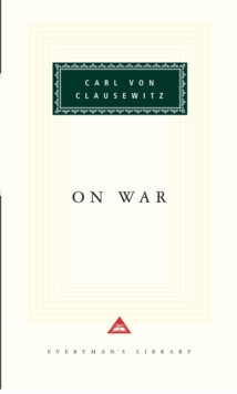 On War, Hardback Book