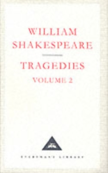 Tragedies Volume 2, Hardback Book