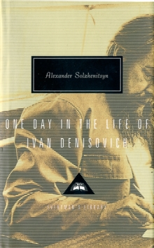 One Day in the Life of Ivan Denisovich, Hardback Book
