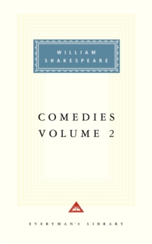 Comedies Volume 2, Hardback Book