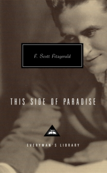 This Side Of Paradise, Hardback Book