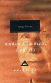 The Bookshop, the Gate of Angels and the Blue Flower, Hardback Book