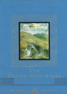 The Thirty-Nine Steps, Hardback Book