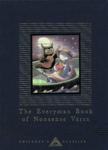 Everyman Book of Nonsense Verse, Hardback Book