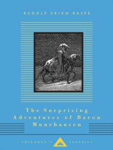 The Adventures of Baron Munchausen, Hardback Book