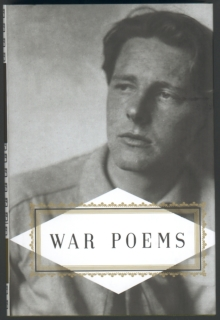 War Poems, Hardback Book
