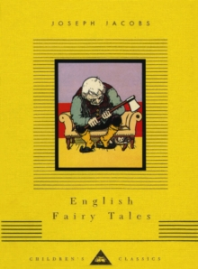 English Fairy Tales, Hardback Book
