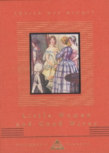 Little Women and Good Wives, Hardback Book