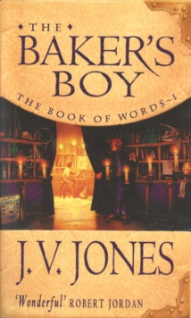 The Baker's Boy, Paperback Book