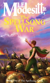 The Spellsong War, Paperback Book