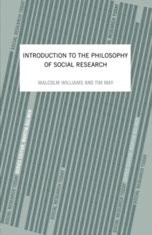 An Introduction to the Philosophy of Social Research, Paperback Book