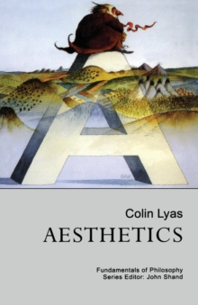 Aesthetics, Paperback Book