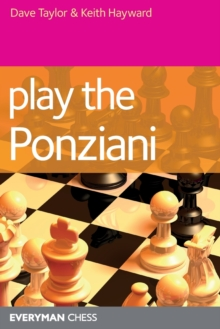 Play the Ponziani, Paperback Book