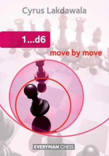 1...D6: Move by Move, Paperback / softback Book