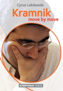 Kramnik: Move by Move, Paperback Book