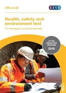 Health, Safety and Environment Test for Managers and Professionals: GT 200, DVD-ROM Book