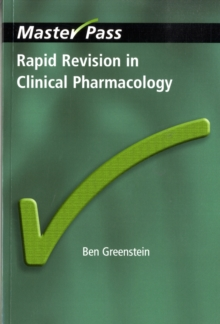 Rapid Revision in Clinical Pharmacology, Paperback / softback Book