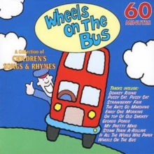 The Wheels on the Bus, CD-Audio Book